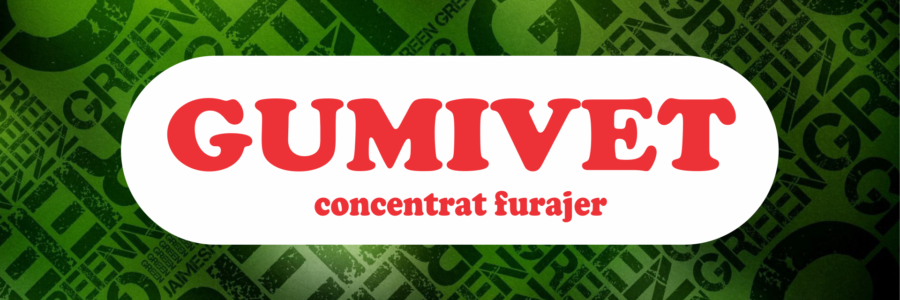 One answer to all questions – use Gumivet